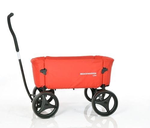 Bollerwagen Beach Wagon Lite-Rot-0